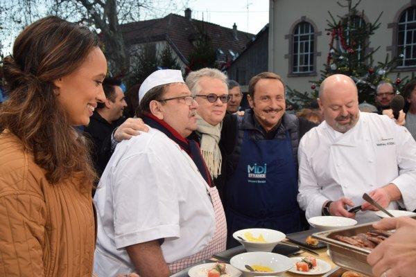 Midi en France à Guebwiller - Lundi 7 décembre 2015