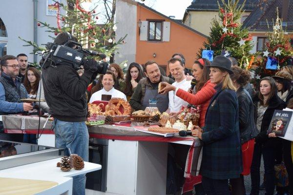 Midi en France à Guebwiller - Mardi 8 décembre (Fin de tournage)