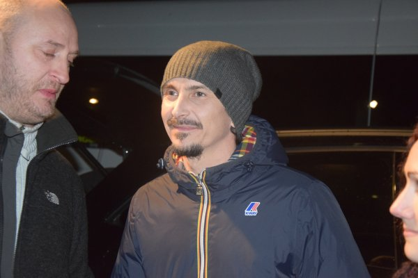 Arnaud Tsamère à Sausheim