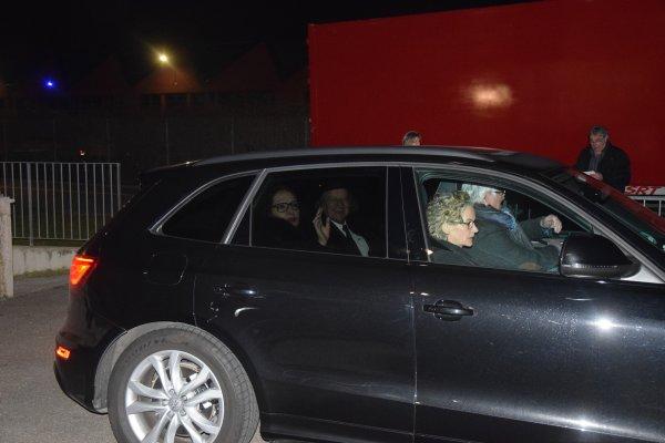 Nana Mouskouri à Sausheim