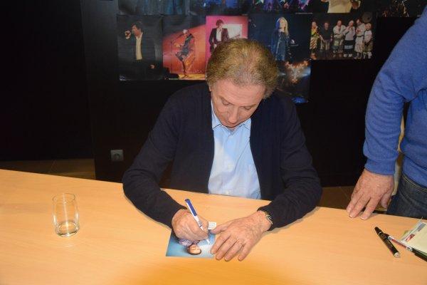 Michel Drucker à Sausheim