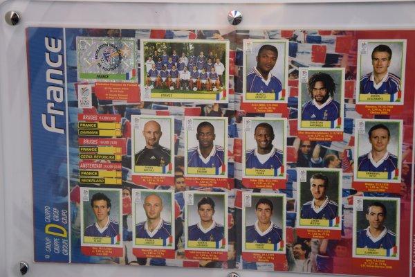 UEFA Euro 2016 - Le musée de l'UEFA Euro