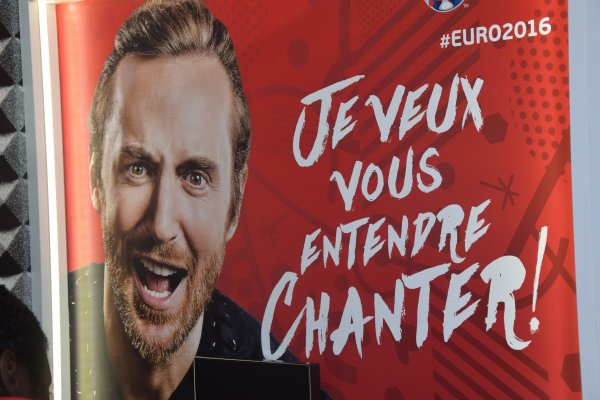 UEFA Euro 2016 - Wagon David Guetta