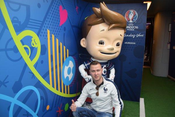 UEFA Euro 2016 - Les mascottes de l'Euro