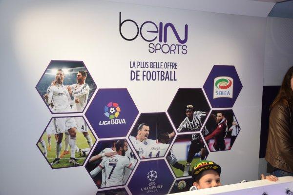 UEFA Euro 2016 - Wagon Bein Sports et FIN