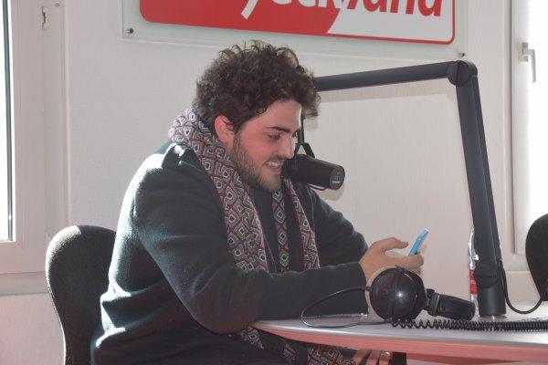 Interview radio de Sébastien El Chato, Sloane et Tibz