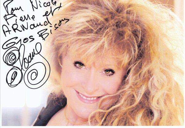 Autographe de Sloane