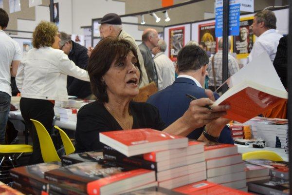 Foire du livre 2016 à Saint-Louis