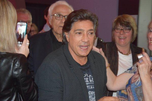 Casino show avec Delphine Wespiser et Frédéric François