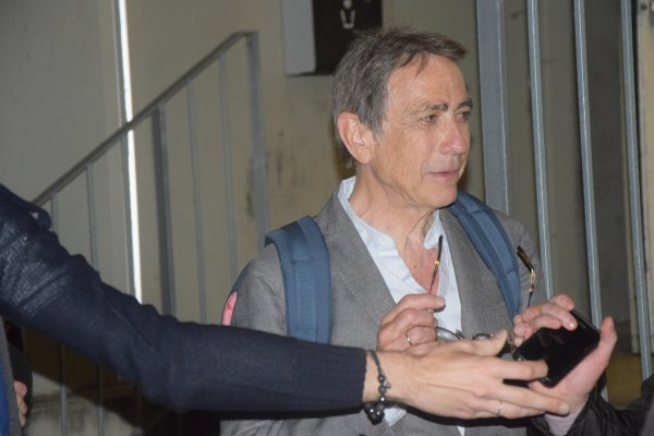 Alain Chamfort à Sausheim