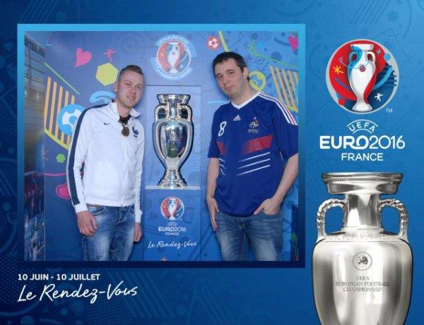UEFA Euro 2016 - C'est parti