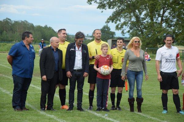 Finale Bosc Cup 2016 - Berrwiller 2- 2 Raedersheim (Tirs aux buts 5-4)