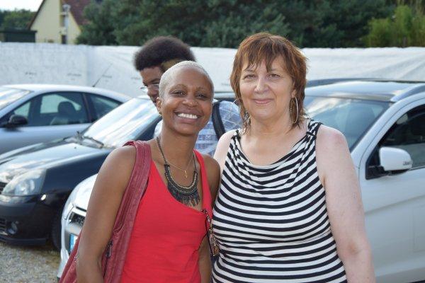 Podium de l'été - La compagnie Créole - Joanna Bringtown