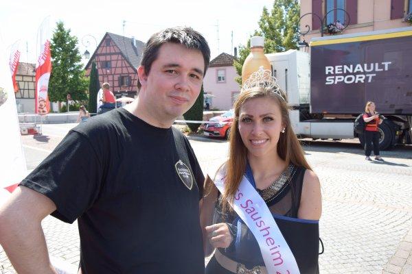 Tour Alsace 2016 - Miss Sausheim 2016