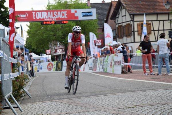 Tour Alsace 2016 - Contre la montre individuel à Sausheim