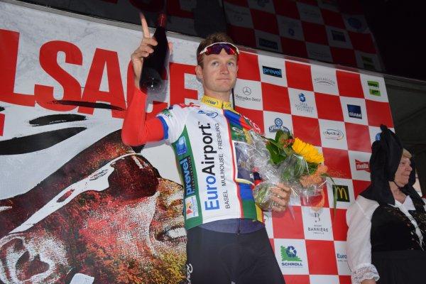 Tour Alsace 2016 - Podium à Sausheim