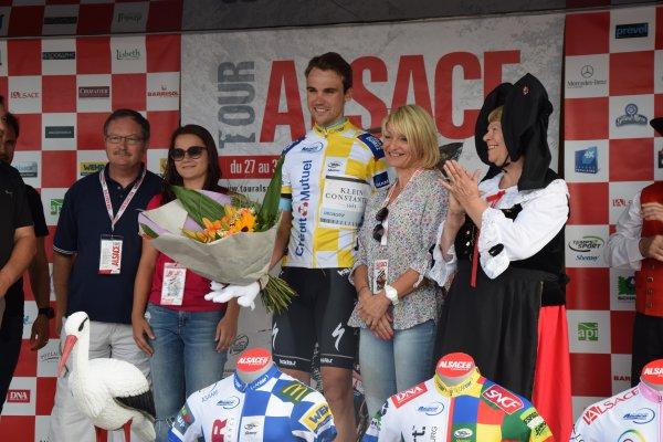 Tour Alsace 2016 - Ribeauvillé - Lac Blanc