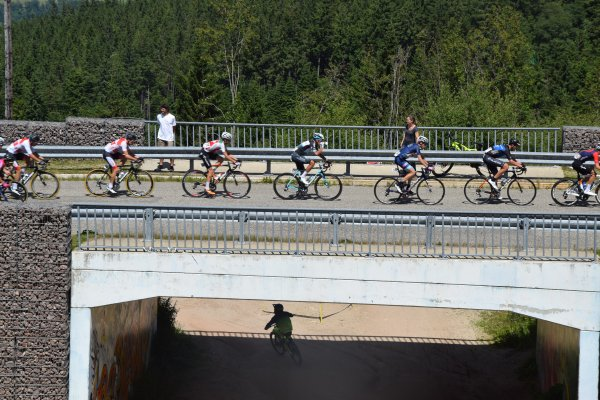 Tour Alsace - Lac Blanc