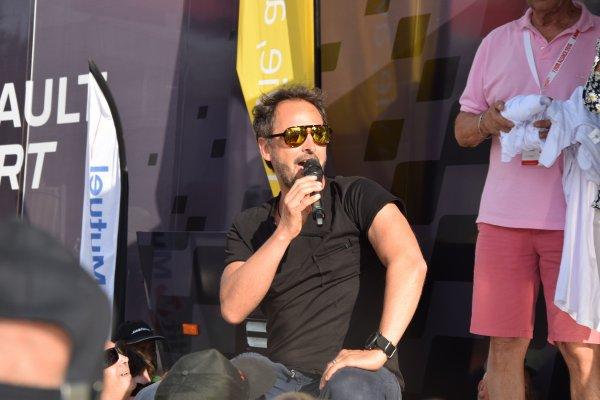 Tour Alsace 2016 - Le show de Rodolphe Gaudin