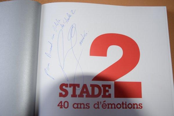 Autographe de Rodolphe Gaudin