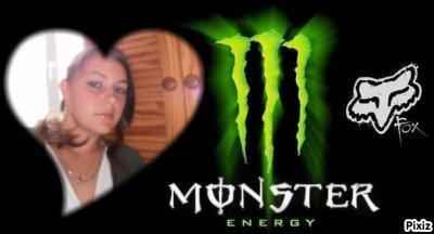 moi en monster