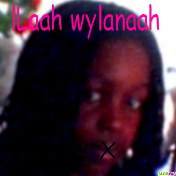 lLAAH  WYLANAAH OLSON MUAAH