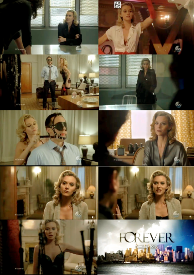 "03: Hilarie in ""Forever"""
