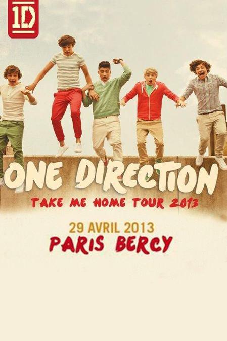 TAKE ME HOME TOUR 2013
