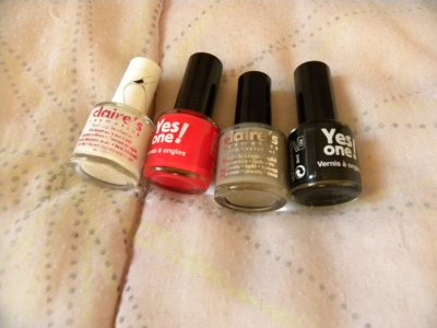 ma collection de vernis lol