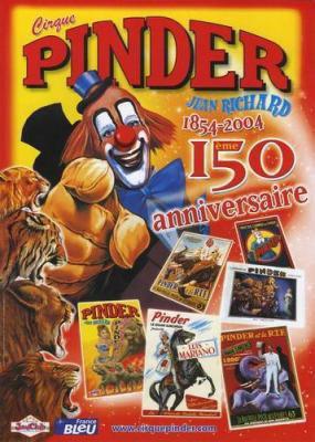 """Ma passion depuis plus de 40 ans """" Le Cirque """""""