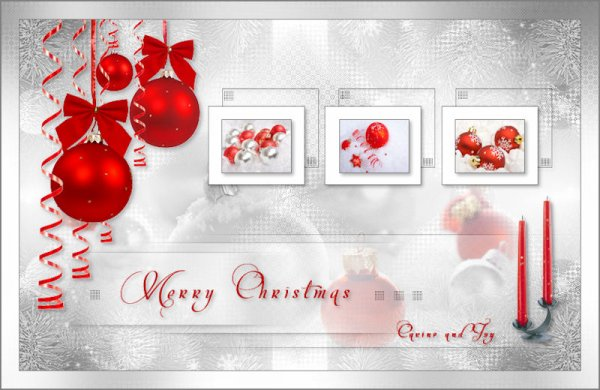 I Wish you and Merry Christmas