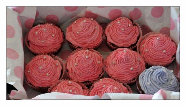 Cupcakes pour ma fille Joy