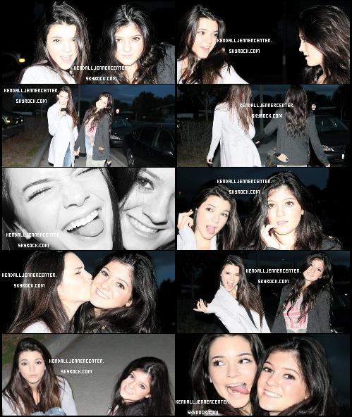 De nouvelles photos de Kendall et Kylie sont apparues, elles ont l'air de bien s'amuser (: Et toi ? Comment les trouves-tu ?