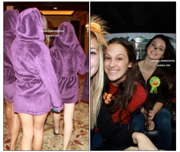 NEWS : De nouvelles photos de l'anniversaire de Kendall sont apparues.  Et toi ? Tu les trouvent comment ? Kendall est sublime (: