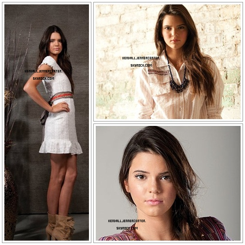 PHOTOSHOOT : De nouvelles photos de Kendall pour le photoshoot de Lucca Couture et de Nick Saglimbeni.  Et toi ? Tu la trouve comment ? J'adore, elle est fabuleuse, sublime et classe !