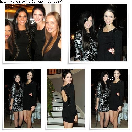 EVENT : 24.12.2010  Voici quelques photos du reveillon de Noël chez les Kardashian/Jenner   Comment trouves-tu Kendall ? Qu'as-tu eu a Noël ? As-tu fais le reveillon avec ta famille ? Comment c'est passée ton reveillon ?