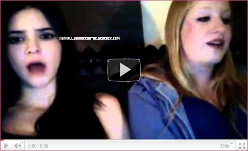 YOUTUBE :  Un fan de Kendall a posté deux nouvelles vidéos de Kendall et de Lara, sa meilleure amie.   Ton avis ? Que penses-tu des vidéos ? Comment trouves-tu Kendall ?