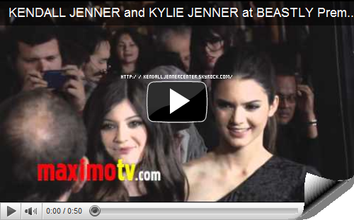 EVENTS : 24.02.2011 Kendall et Kylie étaient à l'avant-première du fim Beastly le 24 fevrier.   Ton avis ? Comment trouves-tu Kendall ? Aimes- tu sa tenue ? Aimes-tu son make-up et sa coiffure ? Je la trouve très jolie :)
