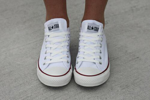 [ Mode ] Converses All Star.