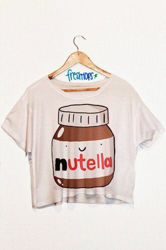 [ Mode ] T-Shirt Nutella !