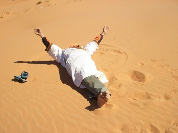 the best bivouac and camel trekking of morocco with ergchebbi-tours