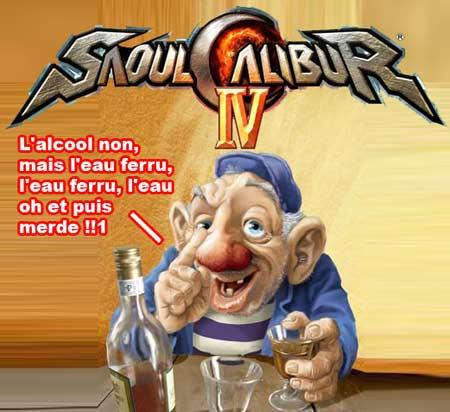 Soul Calibur 4 Custom