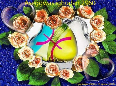 love tamazight