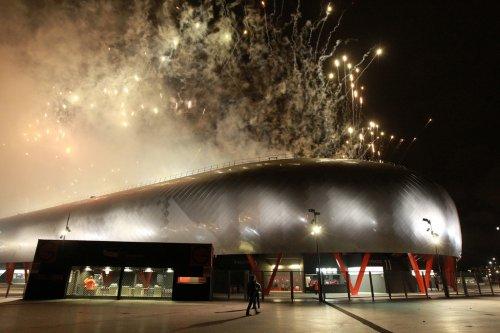 le stade du hainaut (stade du valenciennes football club )