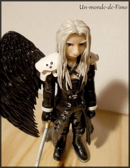 Quatre-cent-quatre-vingt-quatorzième objet:   Sephiroth!