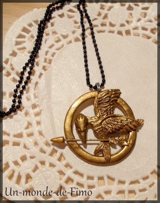 Cinq-cent-sixième objet:   Hunger Games!