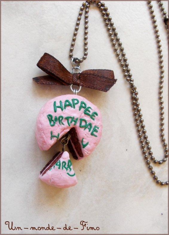 Cinq-cent-dix-septième objet:   Joyeux anniversaire Harry!