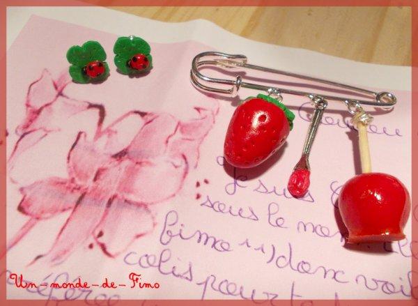 Un cadeau dans ma boite aux lettres *_*