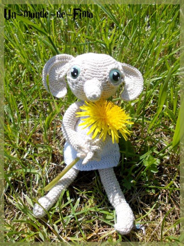 Cinq-cent-dix-neuvième objet:   Mon Dobby ^^