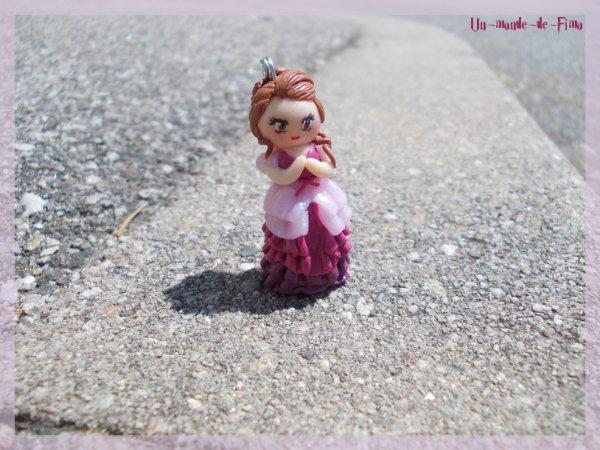 Cinq-cent-trente-deuxième objet:   Hermione au bal ♥